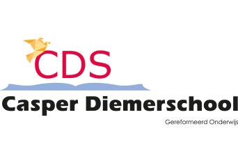 Logo Casper Diemerschool